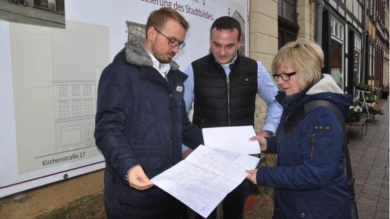 Mobilfunk Krischke in Grabow - Stephan Krischke und Stefan Sternberg