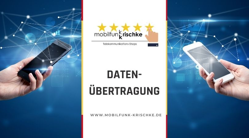 Datenübertragung Mobilfunk Krischke